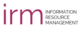 IRM AS Logo